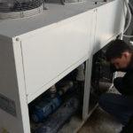 Ремонт холодильных камер