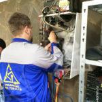Качественный ремонт холодильных камер