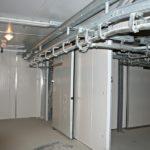 Классификация и особенности сборных холодильных камер