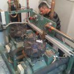 Контроль качества заправки холодильной установки